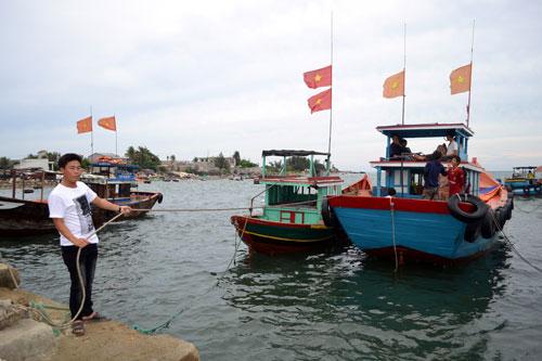 Biển đảo Việt Nam ngày 1/9/2014: Đà Nẵng - Nhiều sáng kiến giúp ngư dân vươn khơi hiệu quả