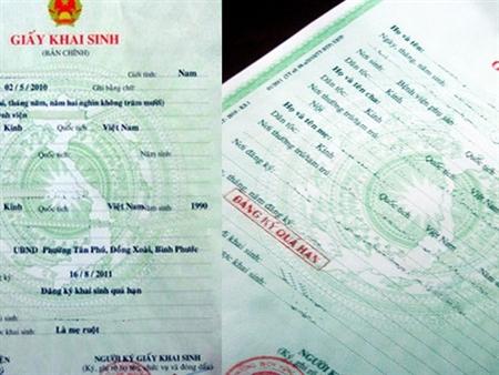 Quốc hội với cử tri ngày 29/10/2014: Dự thảo Luật Hộ tịch: Thẻ Căn cước công dân không thể thay thế được Giấy Khai sinh