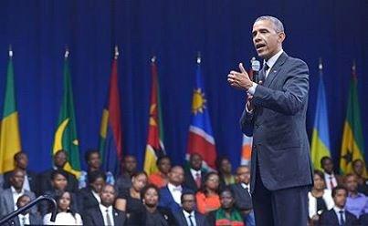 Hội nghị Thượng đỉnh Mỹ - Châu Phi: Tạo đối trọng với chiến lược đầu tư như vũ bão của Trung Quốc tại lục địa đen.