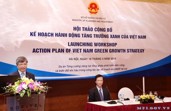 Thời sự chiều ngày 07/11/2014: Đến năm 2020, Việt Nam cần khoảng 30 tỷ USD để thực hiện chiến lược quốc gia về tăng trưởng xanh