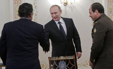 Chương mới trong quan hệ Nga - Ai Cập