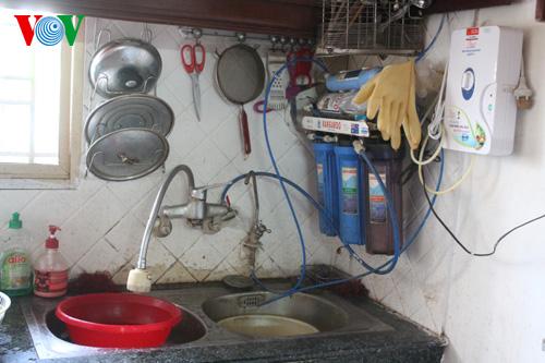Điểm hẹn 17h00 ngày 7/7/2014: Cuộc sống của hàng nghìn người dân ở Mỹ Đình II sau khi phát hiện nước sinh hoạt thường ngày nhiễm độc tố Asen