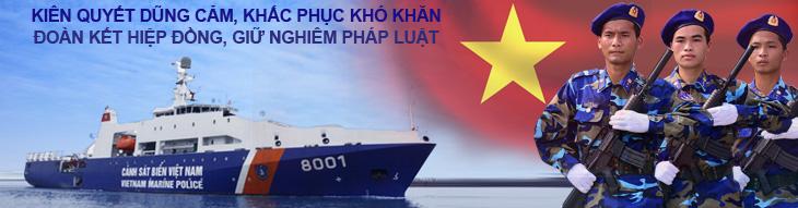 Quân đội nhân dân 6h30 ngày 15/6/2014: Cảnh sát biển Việt Nam và lực lượng Kiểm ngư bảo vệ chủ quyền của Việt Nam