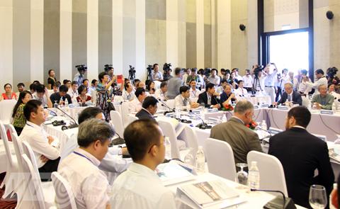 Thời sự trưa ngày 21/6/2014: Những ý đồ của Trung Quốc độc chiếm biển Đông được phân tích tại hội thảo quốc tế ở Đà Nẵng