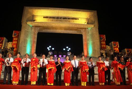 Thời sự sáng ngày 13/7/2014: Khánh thành công trình nâng cấp xây dựng Nghĩa trang Liệt sĩ Quốc gia đường 9