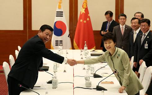 Chuyến đi nhiều tính toán của Chủ tịch Trung Quốc đến Hàn Quốc
