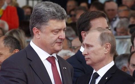 Thời sự trưa ngày 18/6/2014: Tổng thống Nga và tổng thống Ucraina điện đàm thảo luận về khả năng ngừng bắn ở miền Đông Ucraina