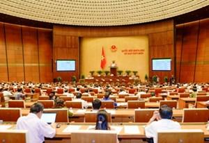 Ủy ban Thường vụ Quốc hội khai mạc phiên họp thứ 42 nhằm chuẩn bị cho kỳ họp thứ 10, Quốc hội khóa 13.(Thời sự sáng 12/10/2015)