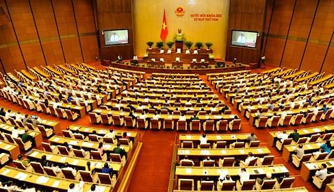 Đại biểu Quốc hội kỳ vọng vào triển vọng phát triển kinh tế xã hội của đất nước