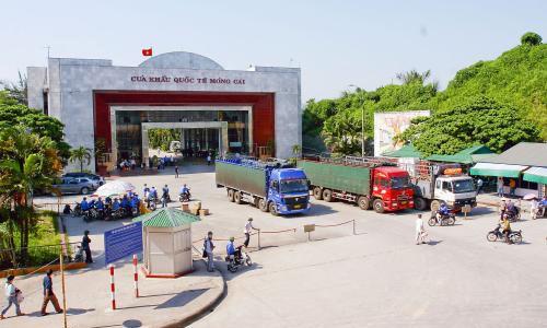Khu kinh tế cửa khẩu Móng Cái - Một cánh cửa mới mở ra thế giới.