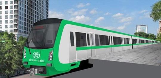 Hôm nay, mẫu tàu đường sắt đô thị Cát Linh - Hà Đông sẽ được trưng bày tại Hà Nội để người dân tham quan, đóng góp ý kiến. (Thời sự sáng 29/10/2015)