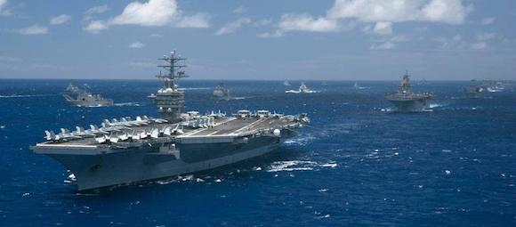 Mỹ điều 30 nghìn quân sang châu Á - Thái Bình Dương: Không có lửa, cũng sẽ chẳng có khói.