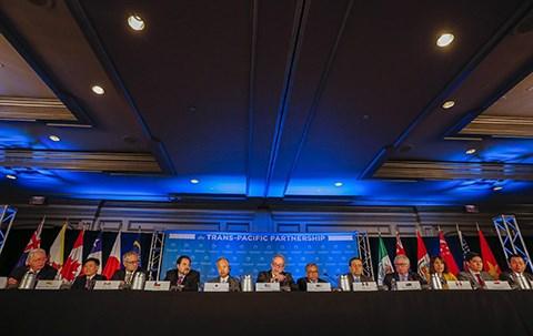 TPP- Một chặng đường nhiều thách thức.
