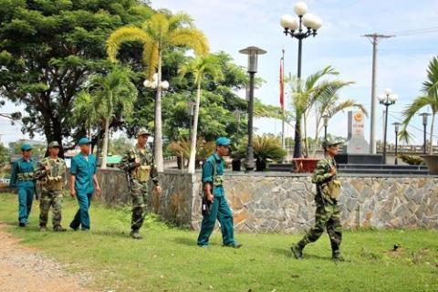 Công tác đối ngoại quốc phòng trên vùng biển đảo Tây Nam