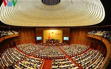 Sáng nay, kỳ họp thứ 10 Quốc hội khóa 13 bắt đầu phiên chất vấn và trả lời chất vấn (Thời sự sáng 16/11/2015)