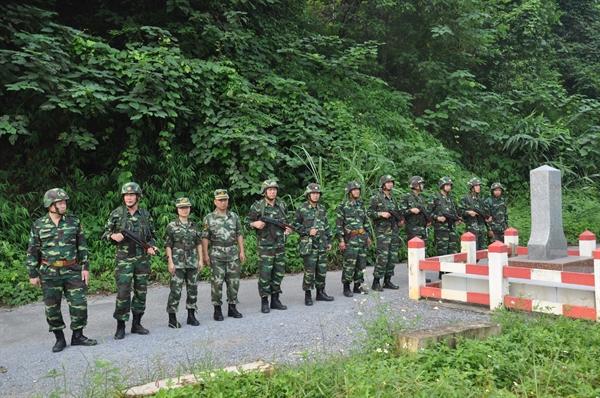 Công tác đối ngoại biên phòng tại tỉnh Lào Cai (24/11/2015)
