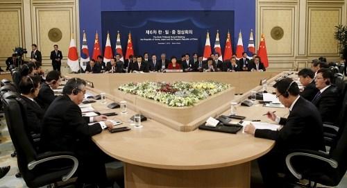 Trung - Nhật - Hàn khôi phục hợp tác nhờ hội nghị thượng đỉnh
