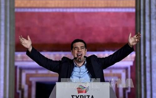 Cập nhật kết quả cuộc tổng tuyển cử trước thời hạn tại Hy Lạp