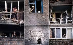 Ucraina trở thành chiến trường của Nga và NATO