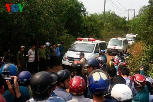 Thời sự đêm ngày 28/01/2015: Thủ tướng Chính phủ chia buồn với gia đình các quân nhân hy sinh trong vụ máy bay trực thăng rơi sáng nay tại thành phố Hồ Chí Minh