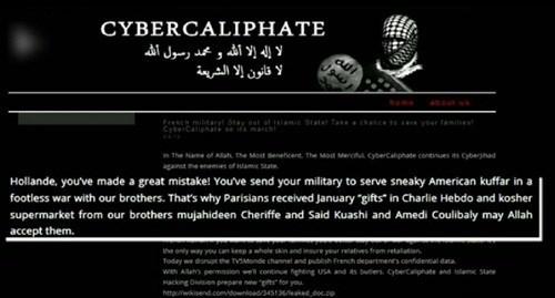 Hồ sơ sự kiện quốc tế ngày 14/4/2015:  Hiểm họa khi khủng bố cực đoan trở thành tin tặc