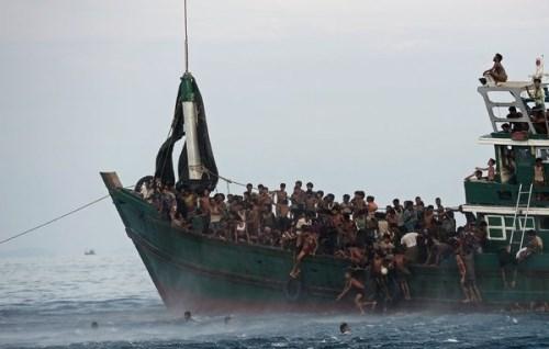 Hồ sơ sự kiện quốc tế ngày 19/5/2015: Khủng hoảng di cư tại Đông Nam Á.