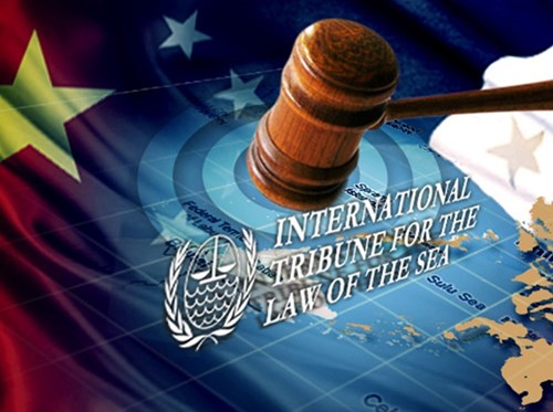 Cuộc chiến pháp lý giữa Philippines-Trung Quốc bắt đầu. (Hồ sơ sự kiện quốc tế ngày 07/7/2015)
