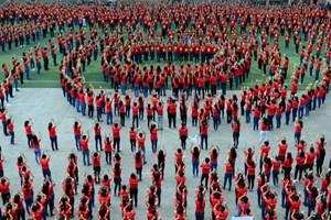 Sáng nay, tại Hà Nội, Ban Thường vụ Thành đoàn Hà Nội tổ chức chương trình Điểm hẹn thanh niên