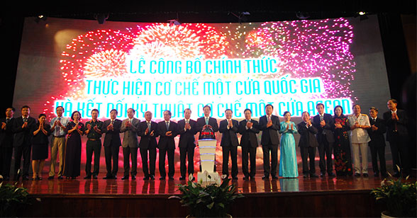 Lợi ích của doanh nghiệp tham gia kết nối chính thức cơ chế một cửa quốc gia và một cửa ASEAN