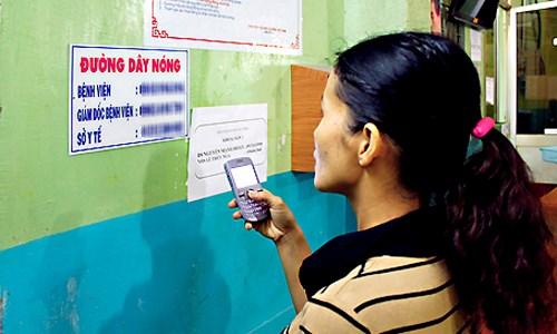 Bộ Y tế thành lập 3 đoàn thanh, kiểm tra hoạt động của hệ thống đường dây nóng trên toàn quốc.