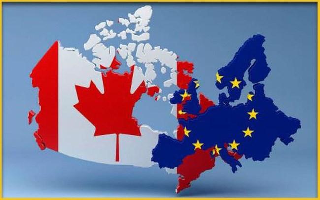 Gian nan thỏa thuận thương mại EU - Canada. (25/10/2016)