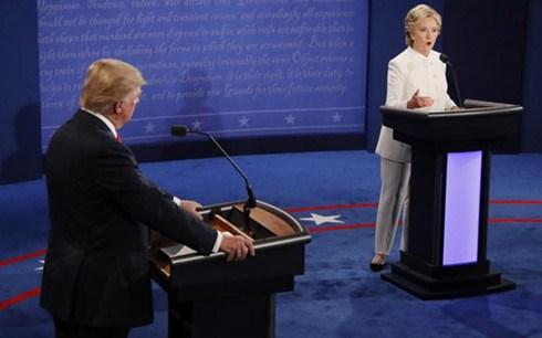 Bầu cử Tổng thống Mỹ: So găng lần cuối - Không nhiều bất ngờ (21/10/2016)