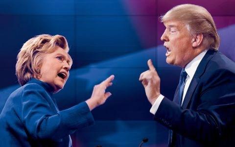 Cục diện bầu cử Mỹ sau ba cuộc tranh luận Trump - Clinton (23/10/2016)