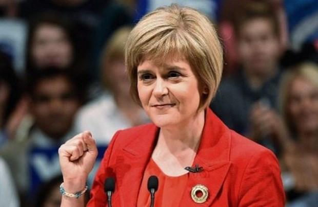 Scotland có thể tách ra khỏi Anh để ở lại EU (20/10/2016)
