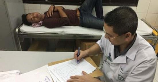 Lại vừa xảy ra 2 vụ hành hung phóng viên đang tác nghiệp tại Hà Nội và Thái Nguyên (7/11/2016)