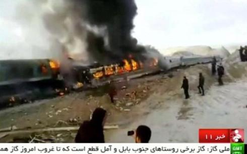 Tai nạn thảm khốc tại miền Bắc Iran khiến ít nhất 150 người thương vong (Thời sự sáng 26/11/2016)
