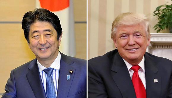 Vì sao Thủ tướng Nhật Bản vội vàng gặp Tổng thống đắc cử Donald Trump (16/11/2016)