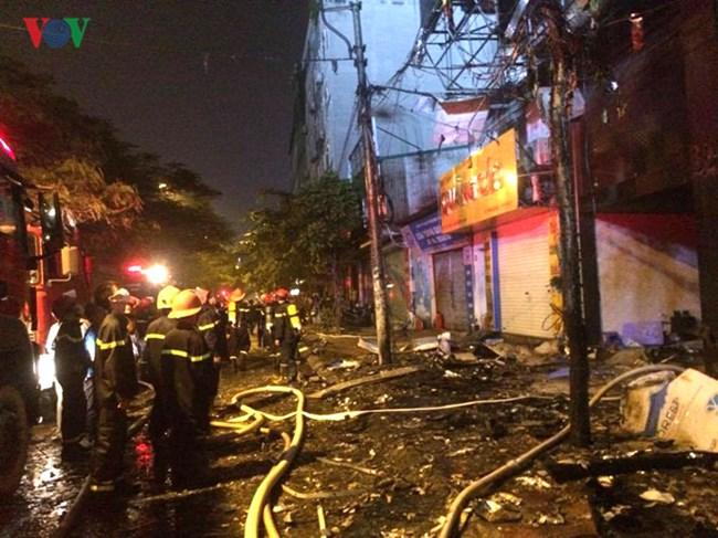Làm thế nào để không tái diễn những vụ cháy nổ gây thiệt hại nghiêm trọng? (3/11/2016)