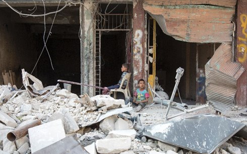 Chiến sự Aleppo đến hồi kết – bước ngoặt quan trọng trong nội chiến Syria (6/12/2016)