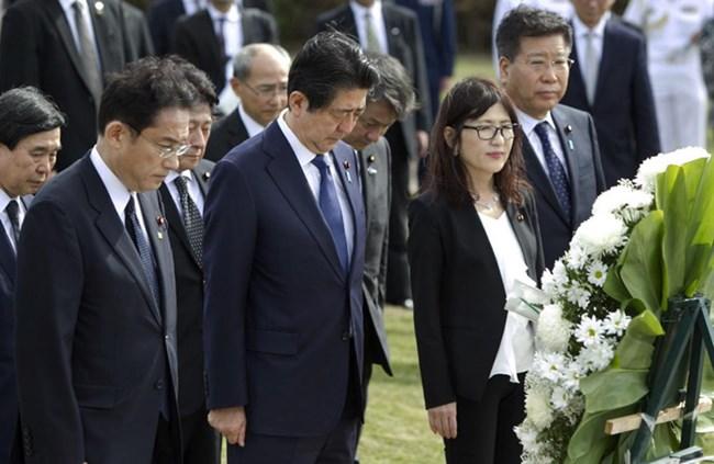 Thông điệp hàn gắn qua chuyến thăm của Thủ tướng Nhật Bản tới Trân Châu Cảng (27/12/2016)