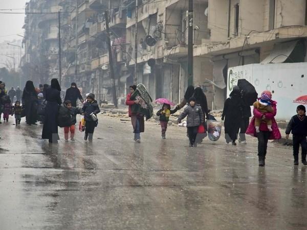 Bỏ qua Mỹ, bộ 3 Nga-Iran-Thổ Nhĩ Kỳ tìm tiếng nói chung về Syria (19/12/2016)