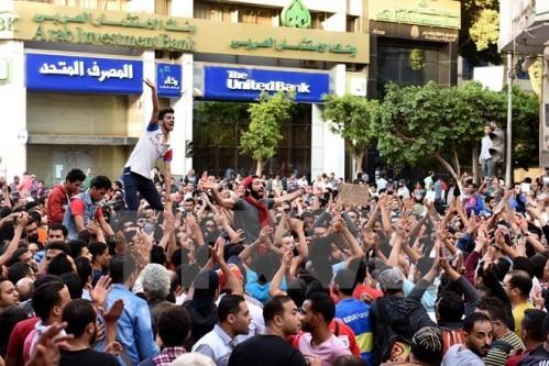 Ai Cập lại rúng động sau vụ tặng đảo cho Arab Saudi (25/4/2016)
