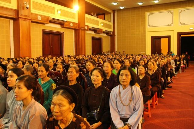 Đại lễ Phật đản 2016 – Đề cao trách nhiệm công dân Phật tử (19/5/2016)