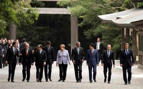 Hội nghị G7 và những thách thức toàn cầu (26/5/2016)