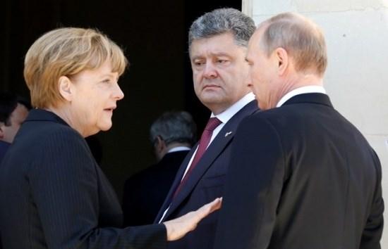 Đức có đang nỗ lực hàn gắn Liên minh Châu Âu với Nga? (23/6/2016)