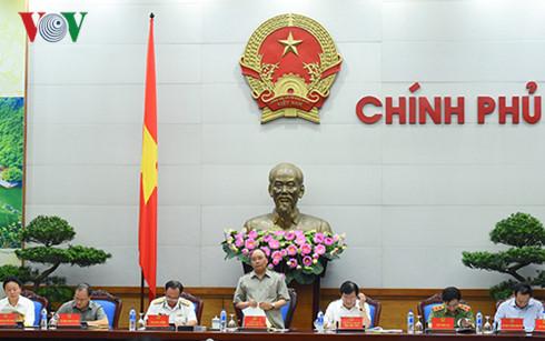 Thủ tướng Nguyễn Xuân Phúc yêu cầu các bộ, ngành và địa phương nâng cao tinh thần trách nhiệm trong tìm kiếm, cứu nạn, cứu hộ. (Thời sự chiều 16/6/2016)