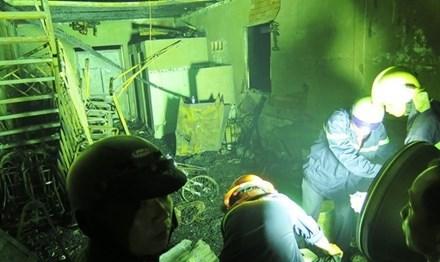 Hỏa hoạn nghiêm trọng làm 6 người trong một gia đình ở Cà Mau tử vong (Thời sự chiều 31/7/2016)