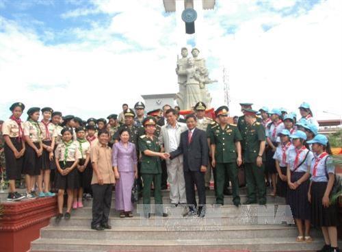 Hôm nay kỷ niệm 38 năm ngày chiến thắng chiến tranh bảo vệ biên giới Tây Nam và cùng quân dân Campuchia lật đổ chế độ diệt chủng Pôn pốt (7/11979 - 7/1/2017) (Thời sự trưa 7/1/2017)