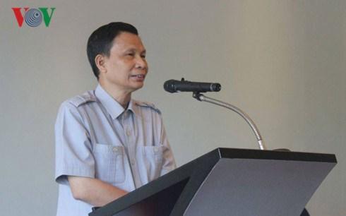 Thanh tra Chính phủ khẳng định sẽ xem xét kiểm điểm ông Nguyễn Minh Mẫn - Quyền Vụ trưởng Vụ 3, Thanh tra Chính phủ (16/10/2017)