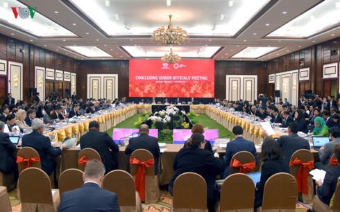 Hội nghị tổng kết quan chức cao cấp APEC khai mạc sáng nay tại Đà Nẵng, mở màn cho tuần lễ cấp cao diễn đàn hợp tác kinh tế châu Á – Thái Bình Dương APEC 2017 (Thời sự chiều 6/11/2017)